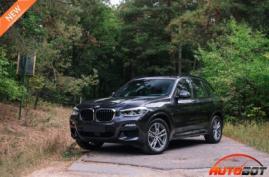 запчастини для BMW X3M III G01 фото 2