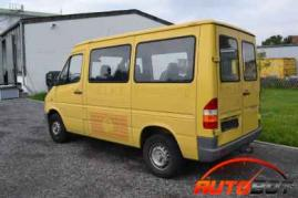 запчастини для MERCEDES-BENZ Sprinter I W901-905 фото 3