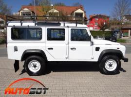 запчастини для LAND ROVER Defender (LD) фото 3