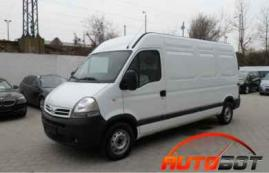 запчасти для NISSAN Interstar (T35) фото 2