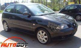 запчастини для SEAT Ibiza Mk III (6L) фото 2