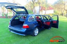 запчастини для BMW 5 Series E61 фото 3