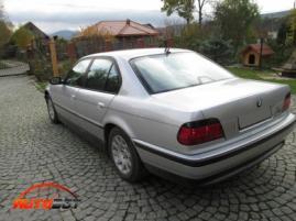 запчастини для BMW 7 Series E38 фото 3