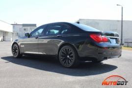 запчастини для BMW 7 Series F01 F02 фото 3