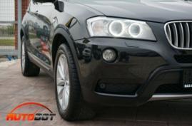 запчастини для BMW X3 II F25 фото 4