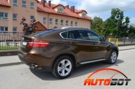 запчасти для BMW X6 I E71 фото 7