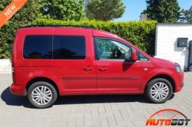 запчастини для VOLKSWAGEN Caddy IV фото 3