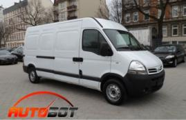 запчастини для NISSAN Interstar (T35) фото 6