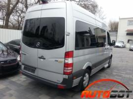 запчасти для MERCEDES-BENZ Sprinter II W906 фото 5