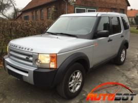 запчасти для LAND ROVER Discovery III (L319, LR3) фото 5