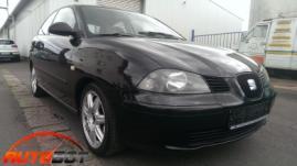 запчастини для SEAT Ibiza Mk III (6L) фото 6