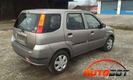 запчастини для SUBARU Justy II (JMA, MS) фото 4