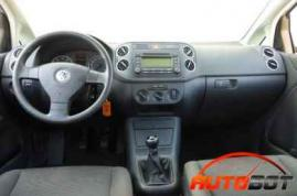 запчастини для VOLKSWAGEN Golf V Plus (5М1) фото 11