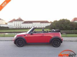 запчастини для MINI Cabrio II (R57) фото 5