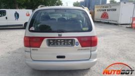 запчасти для SEAT Alhambra Mk I (7M) фото 5