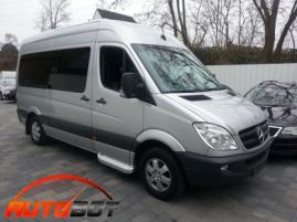 запчасти для MERCEDES-BENZ Sprinter II W906 фото 6