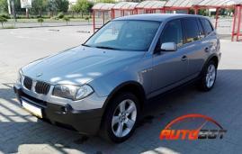 запчасти для BMW X3 I E83 фото 6