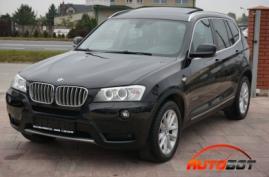 запчастини для BMW X3 II F25 фото 6