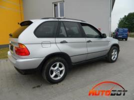 запчастини для BMW X5 I E53 фото 6