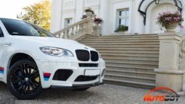 запчасти для BMW X6M II F86 фото 6