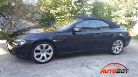 запчастини для BMW 6 Series F12 фото 7