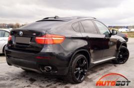запчастини для BMW X6 I E71 фото 4
