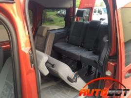 запчастини для FORD Transit Connect Mk I (V227, TC7, PU2) фото 8