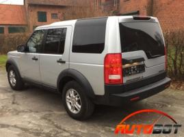 запчасти для LAND ROVER Discovery III (L319, LR3) фото 8