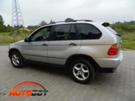 запчастини для BMW X5 I E53 фото 8