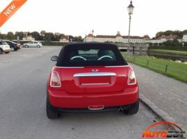 запчастини для MINI Cabrio II (R57) фото 8