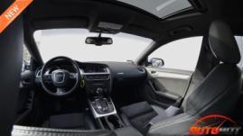 запчастини для AUDI A5 I Sportback (8TA) фото 8