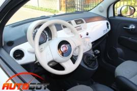 запчасти для FIAT 500C (312) фото 9