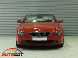 запчастини для BMW M6 E63/E64 фото 9
