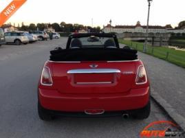 запчастини для MINI Cabrio II (R57) фото 9