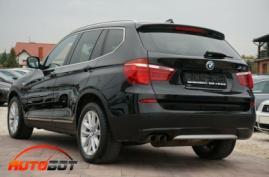 запчастини для BMW X3 II F25 фото 10
