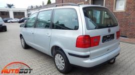 запчасти для SEAT Alhambra Mk I (7M) фото 10