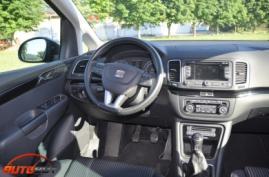 запчастини для SEAT Alhambra Mk II (7N) фото 10